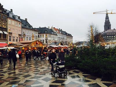 Christmas Market, Copenhagen
