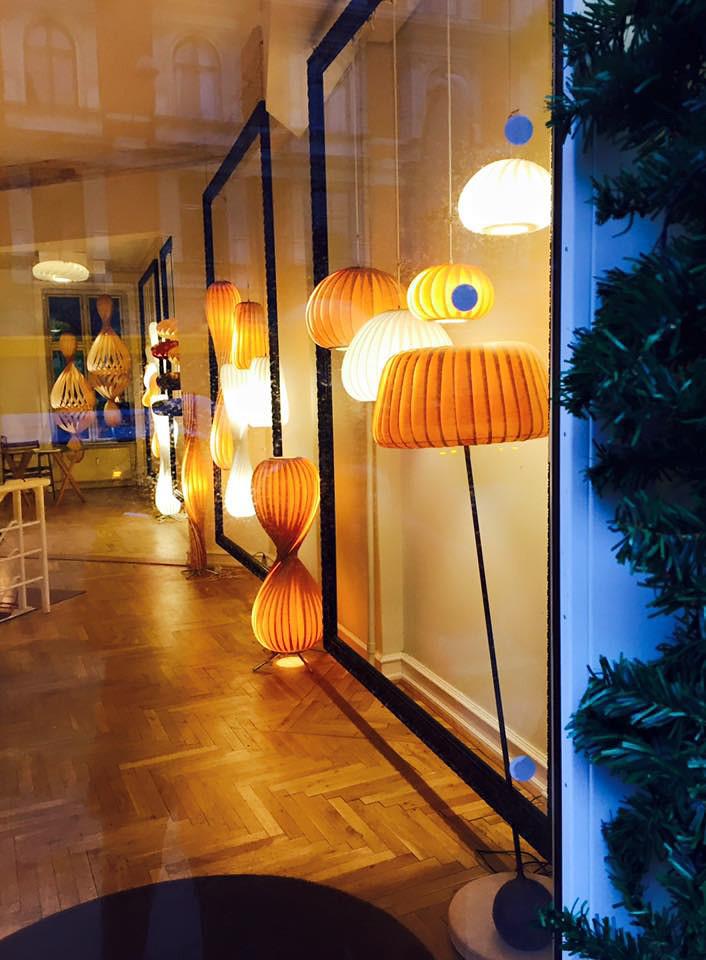 Lighting Store, Copenhagen