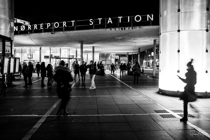 Nørreport Station, Copenhagen