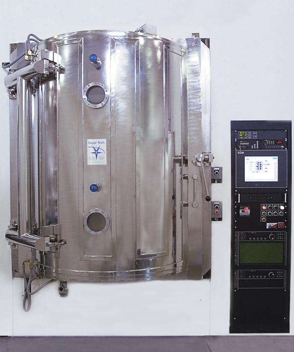 ©Tomás del Amo 2004 for Vapor Technologies