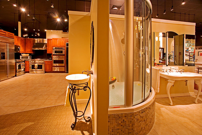 Fergusen Showroom for Hawaii Home and Remodeling  ©Tomás del Amo 2007