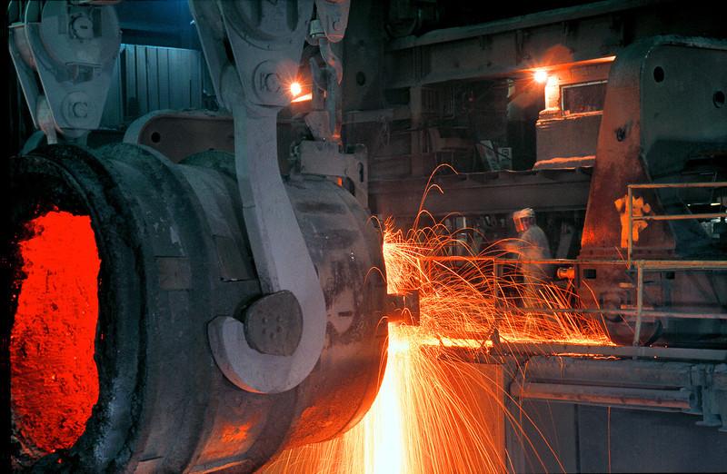 Hot Stuff - Steel Mill