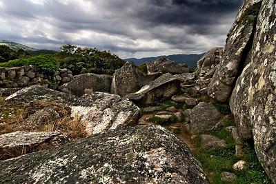 Cucuruzzu, Corsica