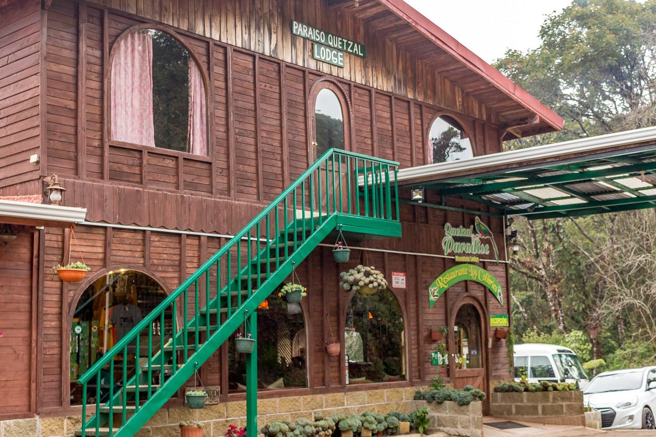 Paraiso del Quetzal Lodge