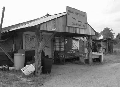 Minter, Alabama - Countrry Store