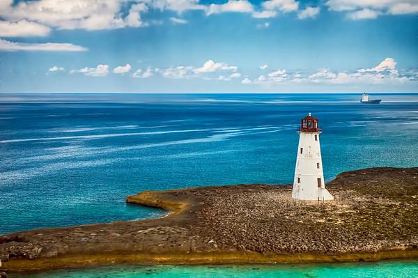 Paradise Island Lighthouse
