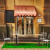 Cafe In Old San Juan