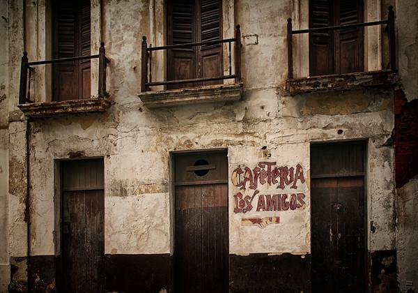 Cafeteria Los Amigos