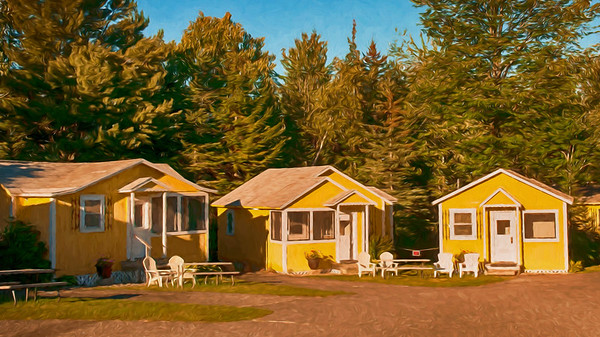 Yellow Cabins
