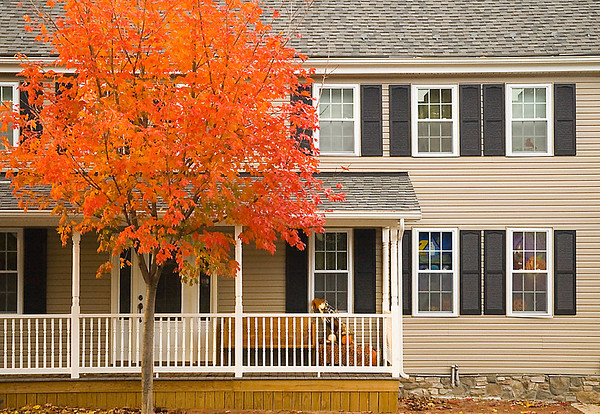 Autumn at the Inn