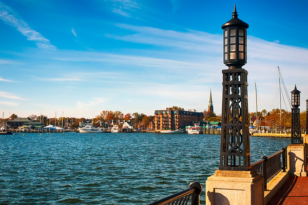 Annapolis Harbor