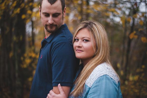 Kacie + Brandon | engagement