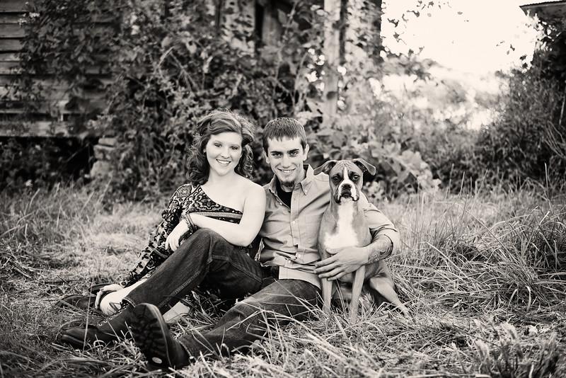 Trevor, Amber, & Daisy