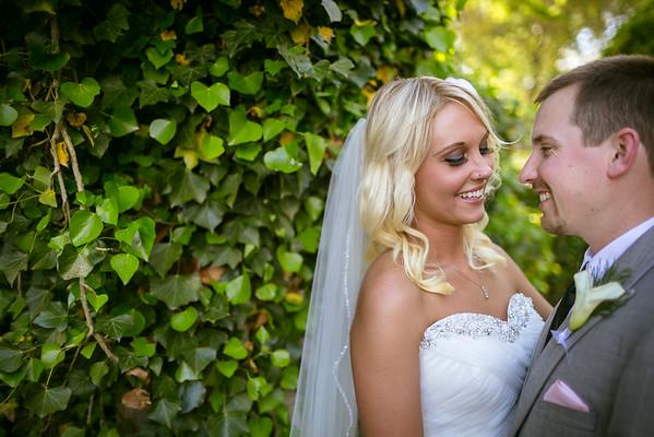 Courtney+Brian Wedding