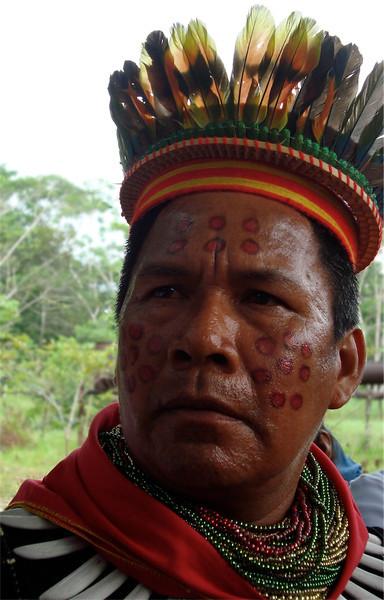 A Courtroom in the Ecuadorian Amazon