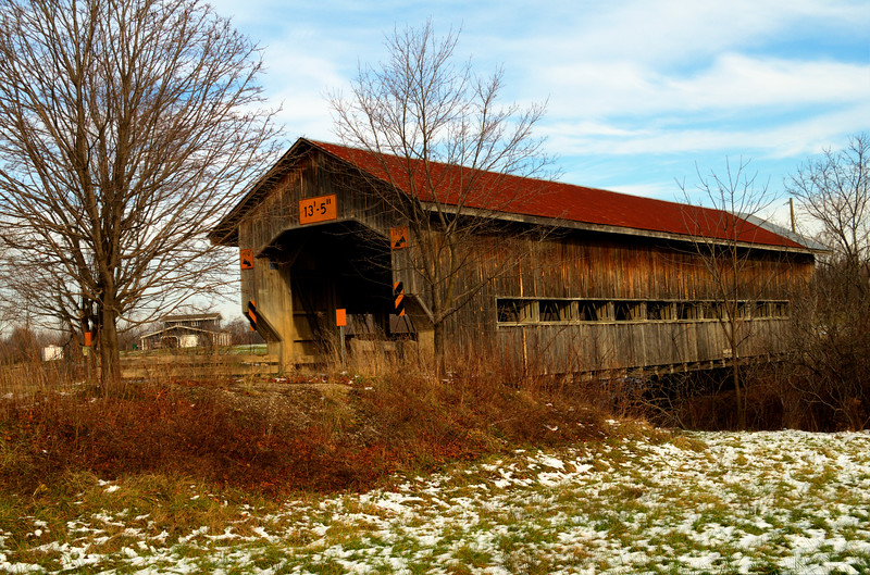 Middle Rd. Bridge - Ashtabula County, Oh.