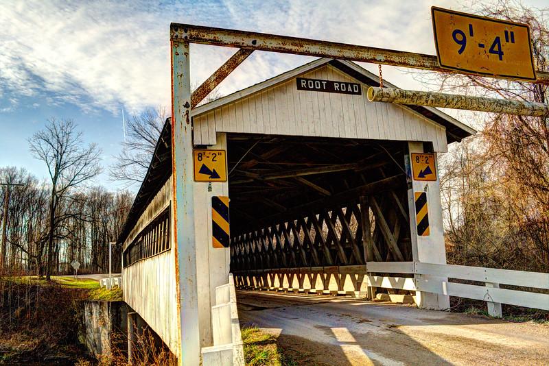 Root Rd. Bridge#1 - Ashtabula County, Oh.