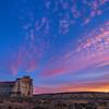 Sunrise at Pillars of Rome