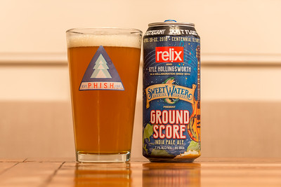 Sweetwater Relix Kyle Hollingsworth Ground Score India Pale Ale