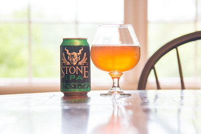 Stone IPA in a Can
