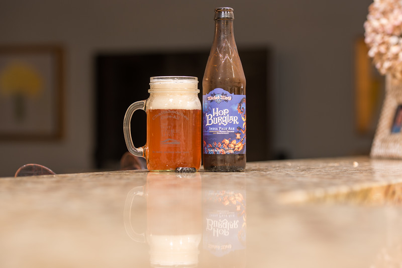 Wicked Weed Hop Burglar India Pale Ale