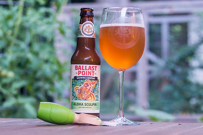 Ballast Point Aloha Sculpin Hazy India Pale Ale