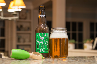 Stone Enjoy by 10.31.17 IPA