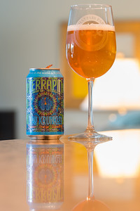 Terrapin Beer Co Luau Krunkles Passion Orange Guava IPA