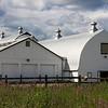 Barns, Creamer's Field