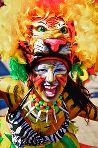 Carnaval Tigress