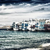 The Dramatic Mykonos Shoreline