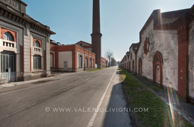 The factory  - Crespi d'Adda (IT)<br /> © UNESCO & Valerio Li Vigni - Published by UNESCO World Heritage