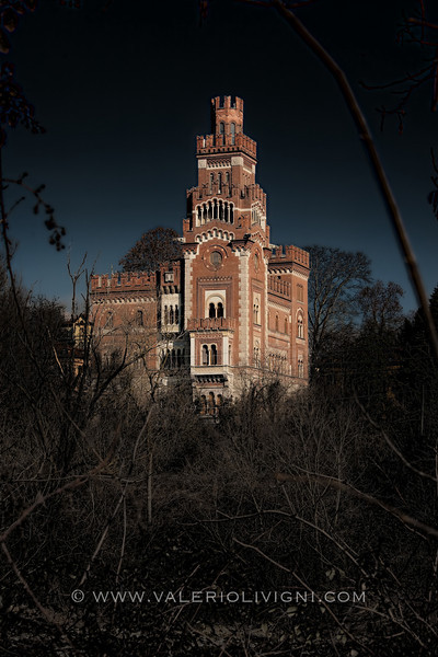 Crespi castle  - Crespi d'Adda (IT)<br /> © UNESCO & Valerio Li Vigni - Published by UNESCO World Heritage