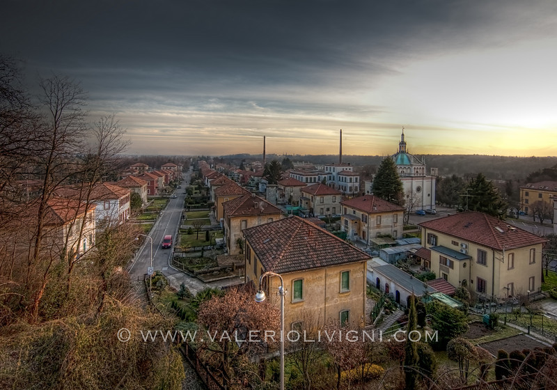 The village of Crespi d'Adda (IT)<br /> © UNESCO & Valerio Li Vigni - Published by UNESCO World Heritage