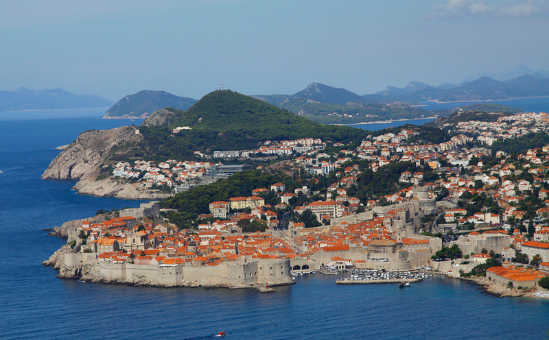 Dubrovnik...walled city