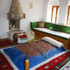 Inside a Turkish house in Mostar.