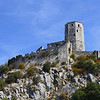 Bosnia and Herzegovina....Fortress at Pocitelj on the way to Mostar.