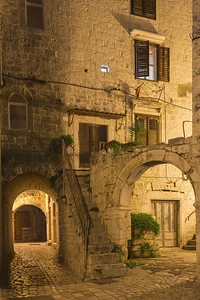 The Historic Town Of Trogir