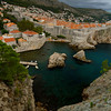 Dubrovnik From The Red Keep
