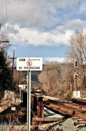 Crozet Train Track