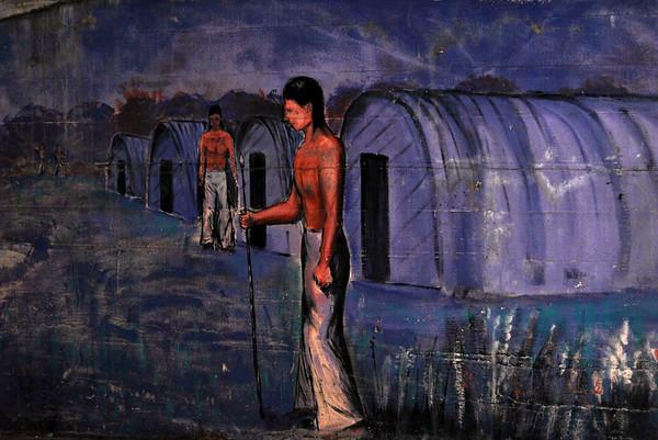 Crozet's Mural