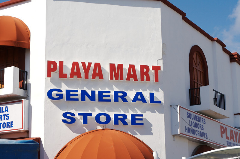 The Playa Mart