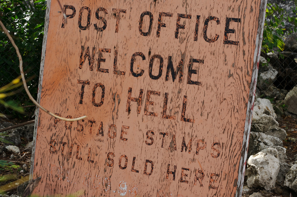 Hell's Post Office