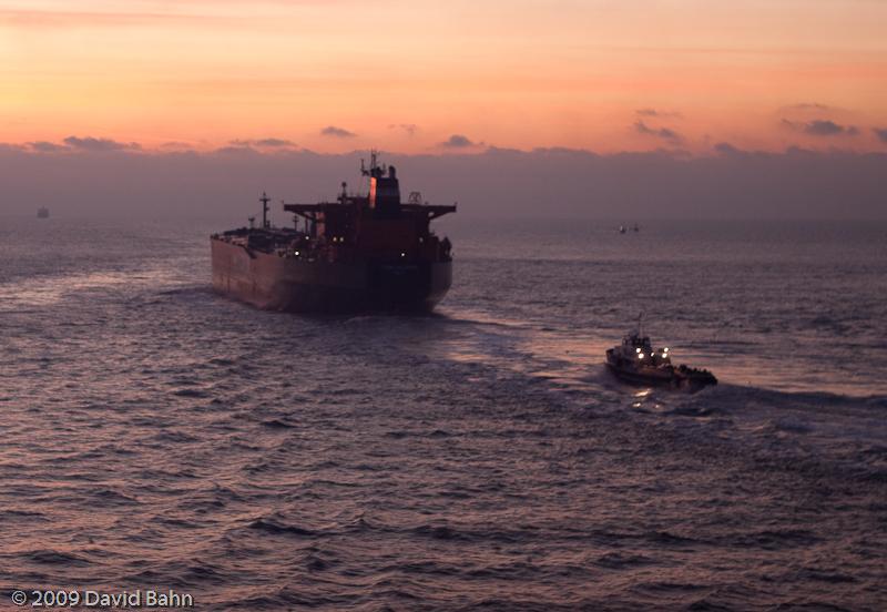 Two Toward the Sea
