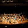 National Symphony Rehearsal