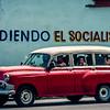 Socialist's SUV