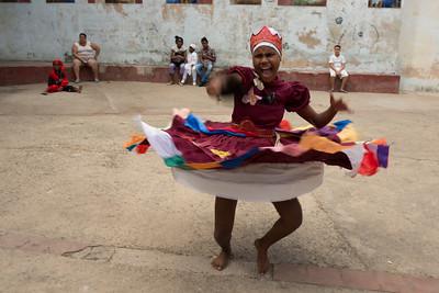 Santaria dance