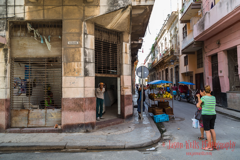 Captured in Havana - the capital of Cuba in November 2015.