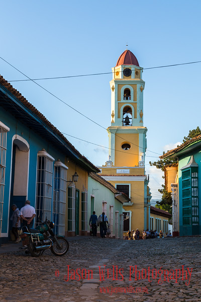 Church and Monastery of Saint Francis bell tower