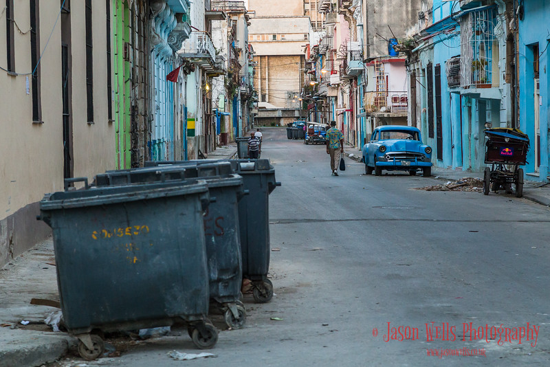 Backstreets of Centro Havana